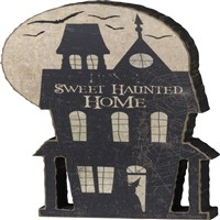 Chunky Sitter Haunted Home