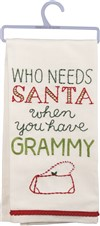 Have Grammy Dishtowel