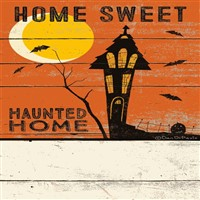 Haunted Home List Notepad
