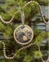 Ragon House Thankful Ornament