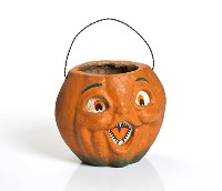 Ragon House Jack-O-Lantern Choir Boy