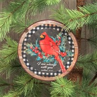 Ragon House Cardinal Ornament