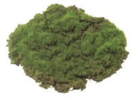 Moss pad decor