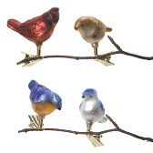 Mini Bird Clip-on Ornaments