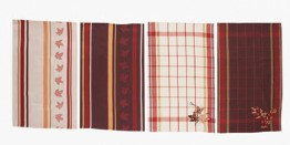 moda Autumn Leaves Dishtowel Set