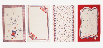 moda Liberty Dishtowel Set