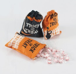moda Halloween Treat Bag Set