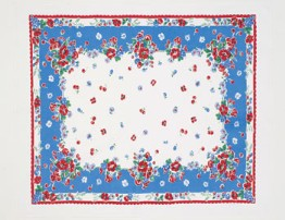 moda Very Berry Retro Tablecloth