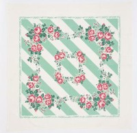 moda Cottage Rose Tablecloth