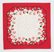 moda Santa Tablecloth