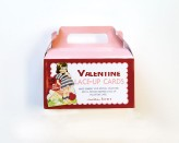 moda Valentine Lace Up Cards