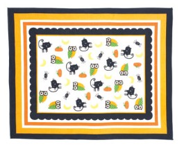 moda Halloween Tablecloth