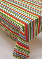 moda Fiesta Stripe Tablecloth