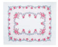 moda Sweet Rose Tablecloth