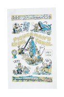 moda Fisherman's Lying Towel
