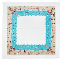 "moda ""Life's A Beach"" Tablecloth"