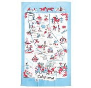 moda California Towel