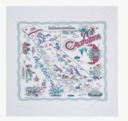 moda California Tablecloth