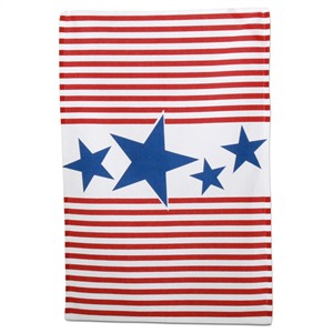 tag Stars And Stripes Dishtowel