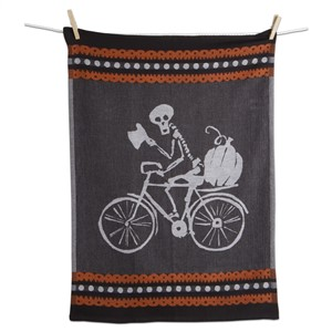 tag Mr Bonez Jacquard Dishtowel