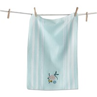 tag Spring Time Bloom Dishtowel