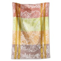 tag Harvest Jacquard Dishtowel